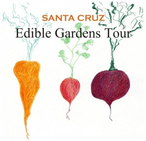 Santa Cruz Edible Gardens Tour