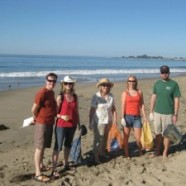 Record-Breaking Turn Out to Clean Up Beach!